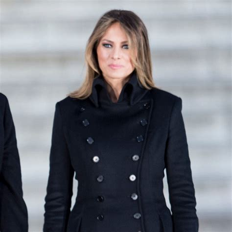 Melania Trump Kicked Off the Inauguration Ceremonies With