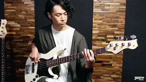 武田祐介(RADWIMPS)meets FREEDOM CUSTOM GUITAR RESEARCH Anthra【デジ