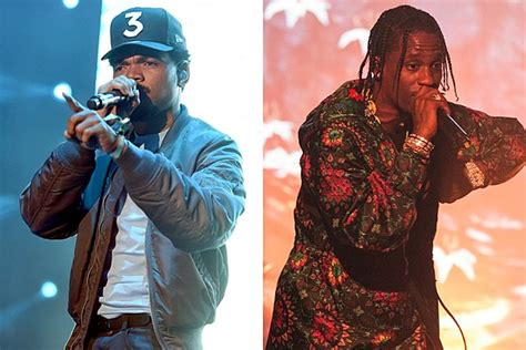 Chance The Rapper, Travis Scott and More to Play 2017