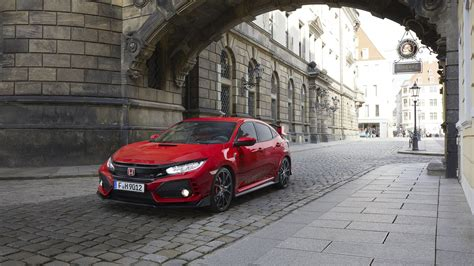 Wallpaper Of The Day: 2017 Honda Civic Type R Pictures