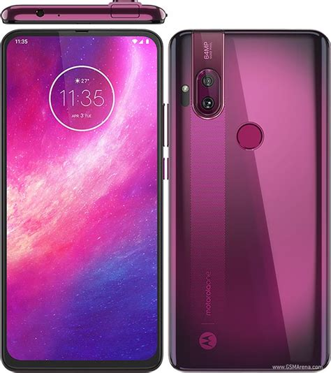 Motorola One Hyper pictures, official photos