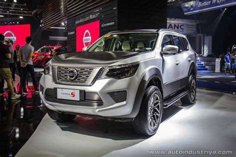 Nissan Terra SUV (Fortuner Rival) Gets Customised 'S