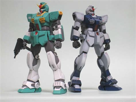 HGUC 1/144 RX-78XX GUNDAM PIXIE [ピクシー] Late Production Type: Remodeling Work