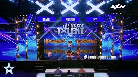 The Annoying Brothers Judges' Audition Epi 5 Highlights