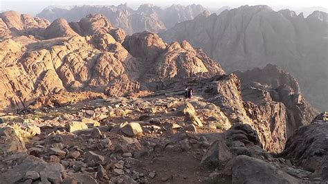 MONTE SINAI -EGYTO - YouTube