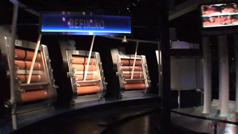 Hershey Chocolate World Factory Tour full ride - It's the
