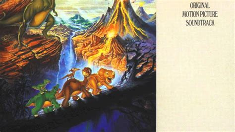 The Land Before Time Soundtrack - Rescue & Discovery of