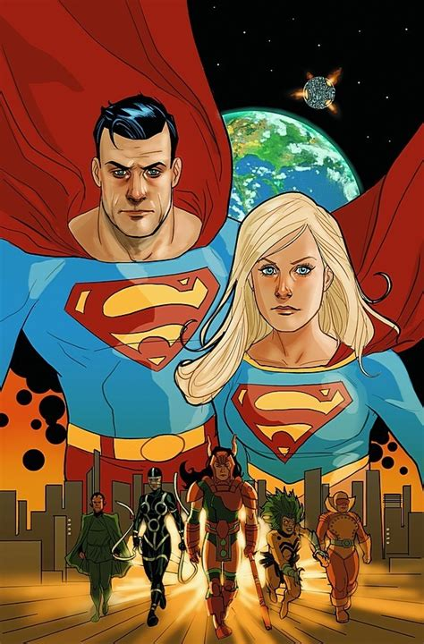 Report: CBS Casting For SUPERMAN In CBS's SUPERGIRL Series