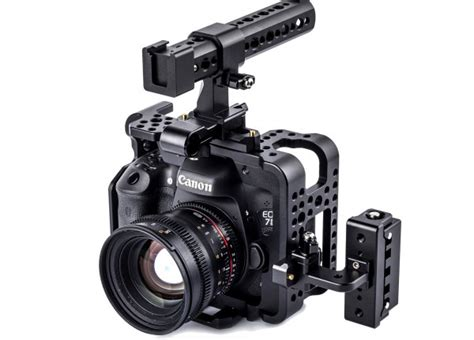 Motionnine Cube cages for Canon 5D mkIII and 7D mkII