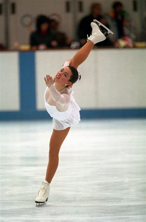Nancy Kerrigan at the 1992 Olympics | USA Olympics Team