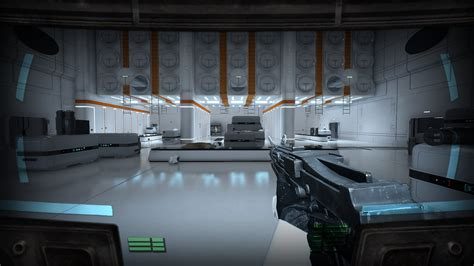 This is how First Person mode would look like, if we had