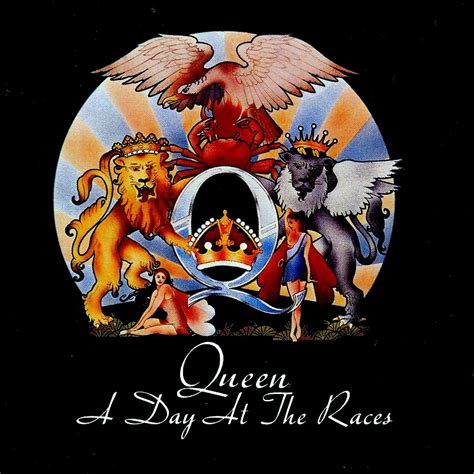 QUEEN/A DAY AT THE RACES クイーン 華麗なるレース リマスター盤