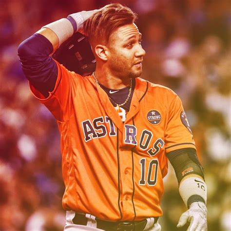 Yuli Gurriel Doesn't Dodge Questions—or Blame—as He