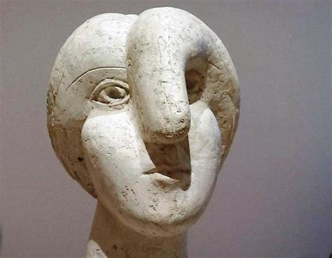 Picasso Sculpture at MOMA - New York