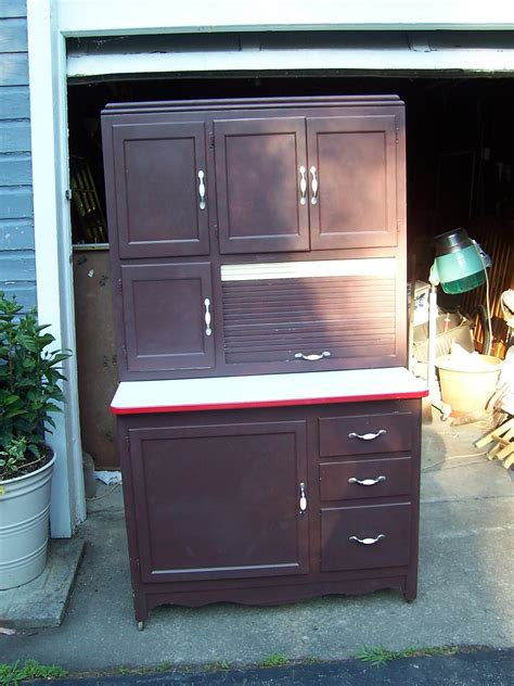 One Find at a Time: Dining Cabinets - Hoosiers